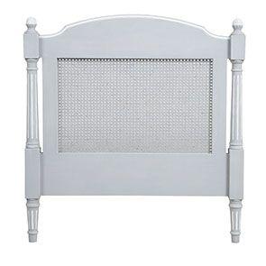 Tête de lit 90 en bois - Gustavien - Visuel n°7