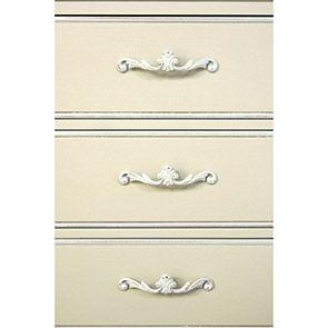 Petite commode 3 tiroirs en bois - Lubéron - Visuel n°5
