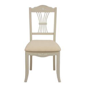 Chaise en bois et tissu - Lubéron