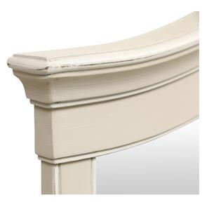 Miroir rectangulaire beige - Lubéron