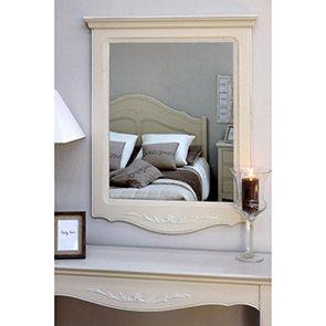 Miroir trumeau en bois beige - Lubéron - Visuel n°3