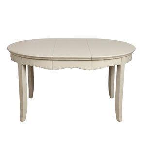 Table ovale extensible 4 à 8 personnes - Lubéron