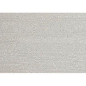 Chaise en bois blanc et tissu - Lubéron - Visuel n°2
