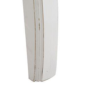 Tête de lit 90 blanche en bois - Lubéron - Visuel n°3