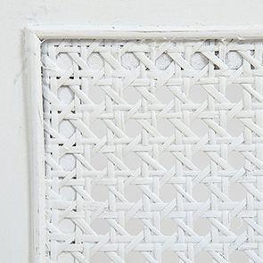 Lit enfant 90x190 en bois blanc vieilli - Gustavien - Visuel n°10