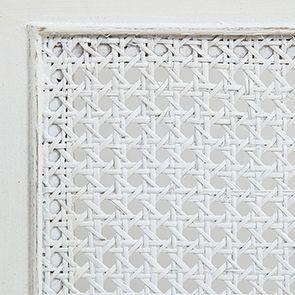 Lit 180x200 en bois blanc vieilli - Gustavien - Visuel n°9