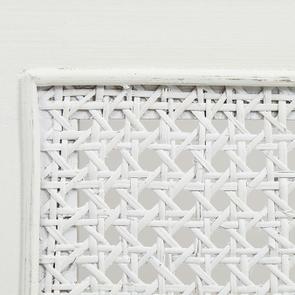 Tête de lit 180 blanche en bois - Gustavien - Visuel n°8