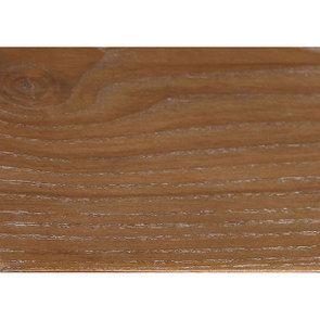 Lit 180x200 en pin massif blanc vieilli - Esquisse - Visuel n°12