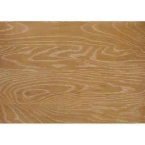 Lit 160x200 en pin massif gris plume vieilli - Esquisse