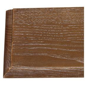 Lit 180x200 en pin massif gris plume vieilli - Esquisse - Visuel n°7