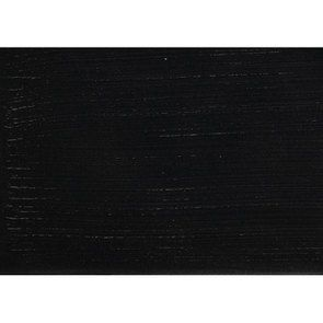 Table de chevet noire en pin massif - Esquisse - Visuel n°5