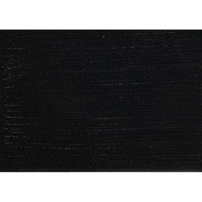 Grand miroir rectangulaire en pin noir - Esquisse - Visuel n°3