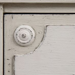 Commode 3 tiroirs en pin blanc craie - Montaigne - Visuel n°14