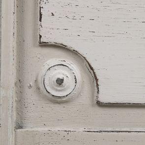 Tête de lit 140/160 cm en pin blanc craie - Montaigne - Visuel n°9