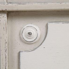 Lit 140x190 en pin blanc craie - Montaigne - Visuel n°14