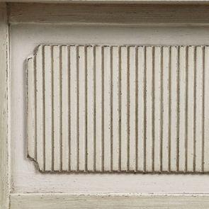 Lit 180x200 en pin blanc craie - Montaigne - Visuel n°11