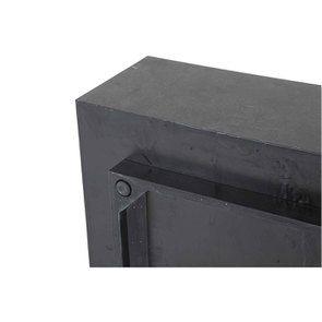 Table basse rectangulaire en pierre bleue - Minéral - Visuel n°9
