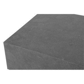 Table basse rectangulaire en pierre bleue - Minéral - Visuel n°10