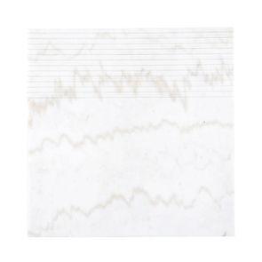 Bout de canapé plateau en marbre blanc - Minéral - Visuel n°11