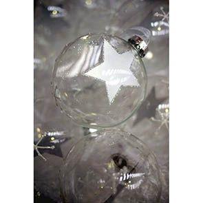 Boules en verre (lot de 6) - Visuel n°4