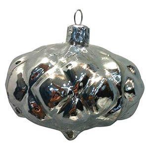 Boule décorative en verre (lot de 4)