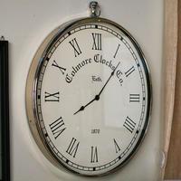 Horloge à gousset en métal - Visuel n°2