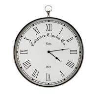 Horloge à gousset en métal - Visuel n°1