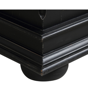 Semainier noir 7 tiroirs - Harmonie - Visuel n°8