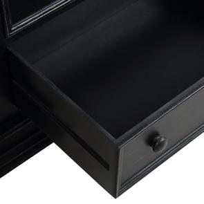 Semainier noir 7 tiroirs - Harmonie - Visuel n°10