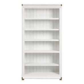 Bibliothèque modulable en bois blanc - Harmonie - Visuel n°1