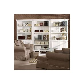 Set de finition pour bibliothèques modulables en bois blanc - Harmonie - Visuel n°3