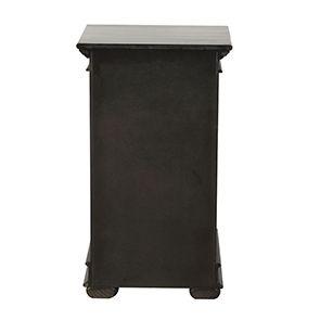 Table de chevet noire en bois - Harmonie - Visuel n°5
