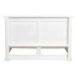 Lit 140x190 en bois blanc - Harmonie - Visuel n°5