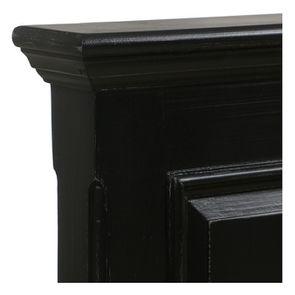 Lit 160x200 en bois noir - Harmonie - Visuel n°8