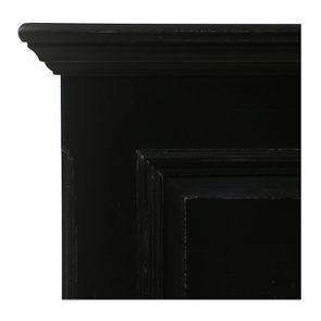 Lit 160x200 en bois noir - Harmonie - Visuel n°9