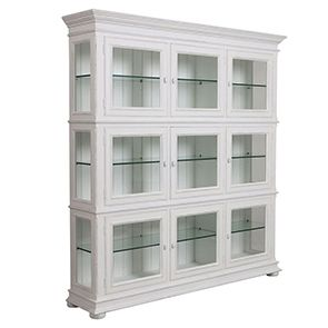 Caisson blanc portes vitrées - Harmonie - Visuel n°5