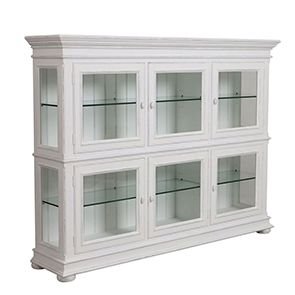 Caisson blanc portes vitrées - Harmonie - Visuel n°8