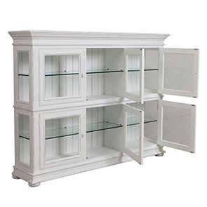 Plinthe pour caisson en bois blanc - Harmonie - Visuel n°10