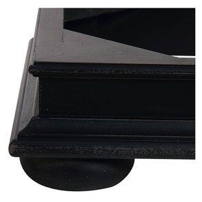 Plinthe pour caisson en bois noir - Harmonie - Visuel n°8