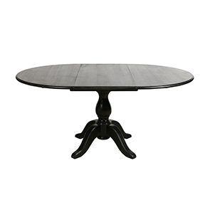 Table ronde extensible 6 personnes - Harmonie - Visuel n°3