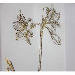 Tableau décoratif feuilles dorées (lot de 2) - Visuel n°4