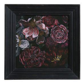 Tableau nature morte florale