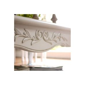 Tables gigognes blanches - Romance - Visuel n°3