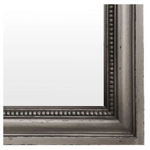 Miroir perlé argenté - Les Miroirs d'Interior's