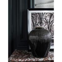 Vase XL décoratif en grès