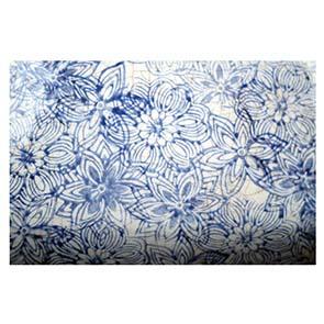 Pot décoratif impressions florales - Visuel n°3