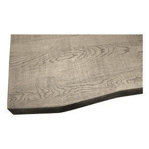 Table rectangulaire en chêne 8 personnes - Ressources