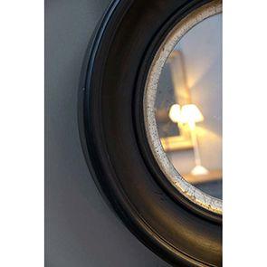 Miroir rond noir - Visuel n°3