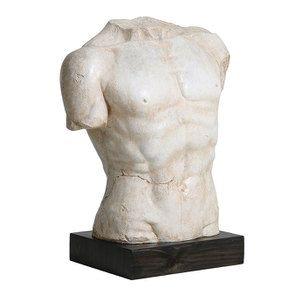 Statue buste façon antiquité