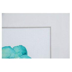 Tableau à motif floral à l'aquarelle - Visuel n°7